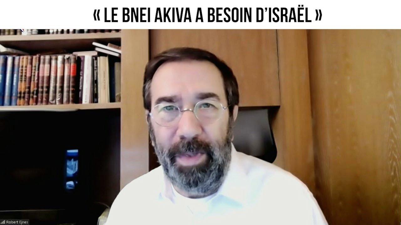 « Le Bnei Akiva a besoin d'Israël » - L'invité du 17 janvier 2021