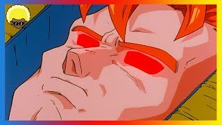 Dragon ball z theory: was android 16 built in the future?