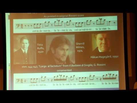 Andrew Briggs Doctoral Lecture Recital - Largo al factotum Part 3