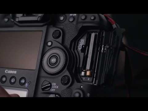 Обзор Canon EOS 1Dx mark II