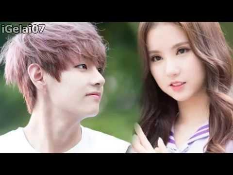 BTS V Taehyung MV - Beautiful in white Fanvid (w/Eunha of Gfriend