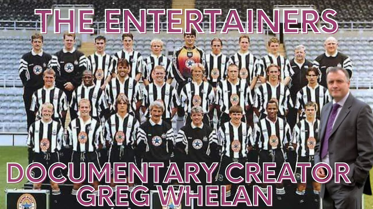 Greg Whelan   The Greenwood & Mulliner Show