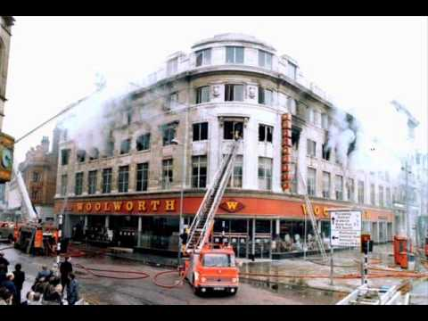 Woolworths fire, Manchester, 1979 [radio documentary]