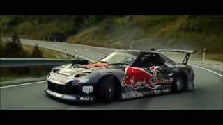 INSANE 4 ROTOR RX7 MOUNTAIN DRIFTING in NEW ZEALAND !