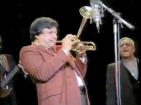 "Dizzy Gillespie, Arturo Sandoval,""Night in Tunisia"""