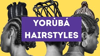 Download Video Yoruba Female Hairstyles: History, Classification, Types, Styles, Taboos & Hair-Care Culture MP3 3GP MP4