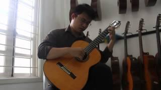 Hoa sữa - Hồng Đăng. Soạn guitar: Vũ Hiển