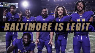 Baltimore Ravens: BELIEVE the Hype