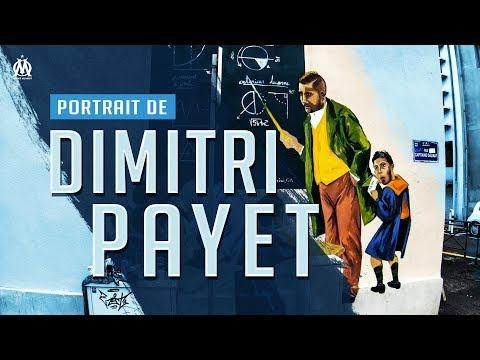 Dimitri Payet immortalisé à Marseille 🖌