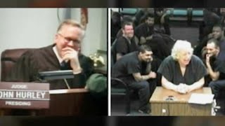 80 Yr Old Cracks Up Judge During Hearing | Court Cam | A&E #Shorts