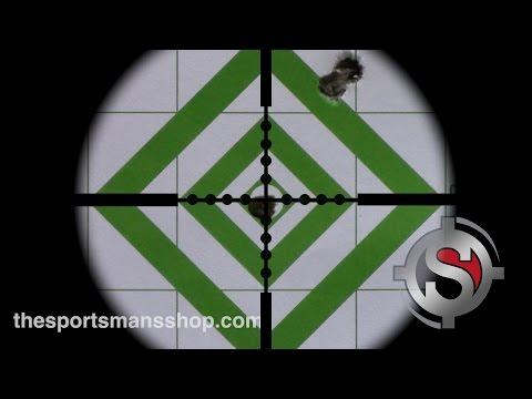 3 Shot Rifle Sight In - 25 Yards