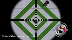 3 Shot Rifle Sight In - 25 Yards