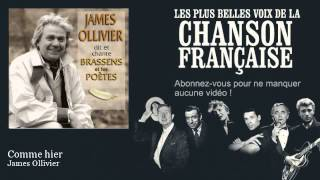 James Ollivier - Comme hier