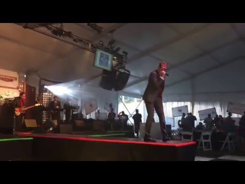 "Patrick Davis & His Midnight Choir - ""Caravan"" - Caddyshack Golf Tourney - 4/21/16"