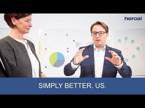 SIMPLY BETTER. US. - Peter, Corporate Development | Experience Heroal