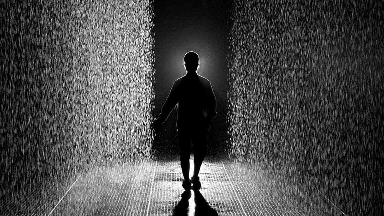 Rain Room The Curve Barbican Random International Hd