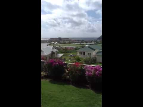 Our house in St. Kitts