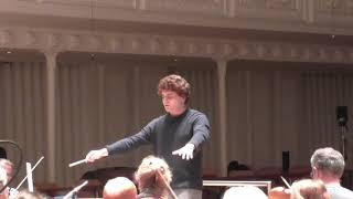 Joel Sandelson - Bartok: Concerto for Orchestra, I. Introduzione and III. Elegia