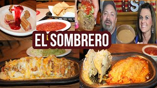 El Sombrero Mexican Restaurant Review in  Claycomo! Where To Eat In Kansas City