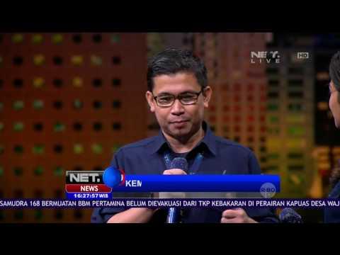 Persiapan Program Jakarta Kece Untuk Dua Pasangan Cagub & Cawagub - NET16