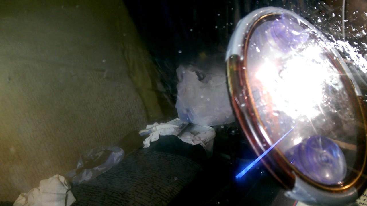 Полка над лобовым стеклом