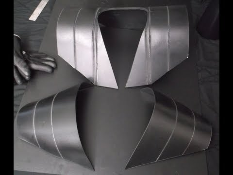 Sith Armor Cosplay MkII-Part One