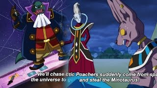 Beerus is SCARED! Dragon Ball Super Episode 87 Preview Video