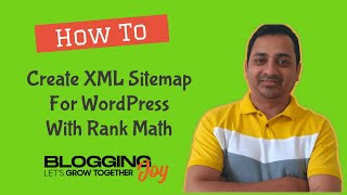How To Create XML Sitemap For WordPress Site | What is XML Sitemap | Rank Math  Tutorial XML Sitemap