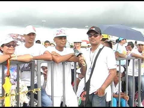 EL TOP 10 Telesangil - Cartagena - Visita del Papa. Parte 13