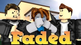 ROBLOX BULLY STORY - Faded (Collab with Kav02)