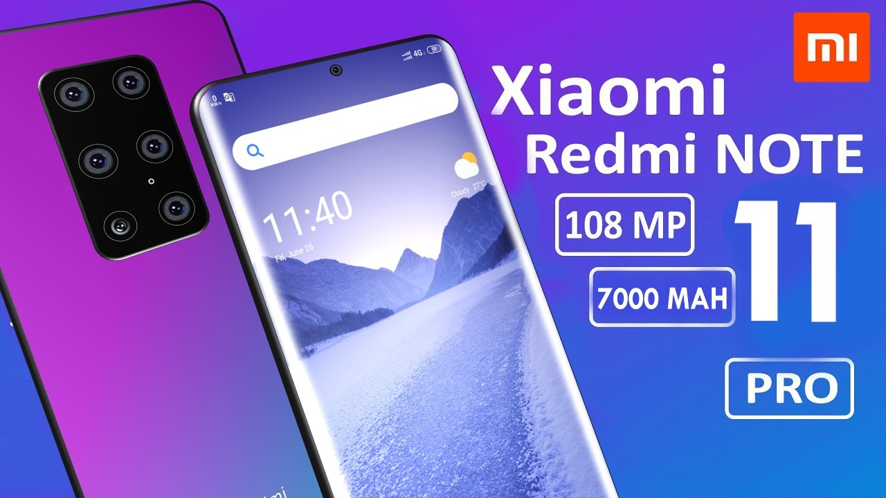 Redmi Note 9 Pro Trailer - 12GB RAM with 5400 mAh battery - YouTube