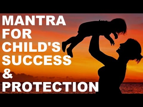 OM KLEEM SHREEM BALAYE OM : MANTRA FOR YOUR CHILD'S SUCCESS & PROTECTION