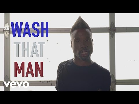 Billy Porter - I'm Gonna Wash That Man Right Outta My Hair