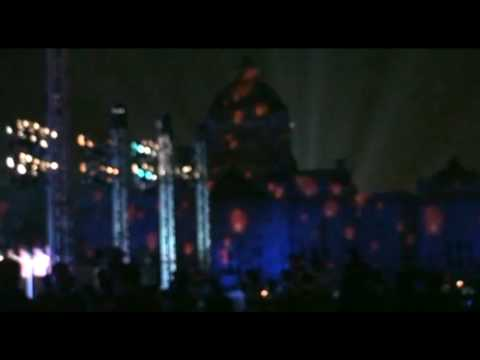 4 D Vistual Light & Sound วันพ่อ 5 ธันวาคม 2552