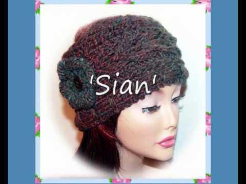 Sian Vintage Style Ear Warmer Head Wrap Head Band Teen Ladies Chunky