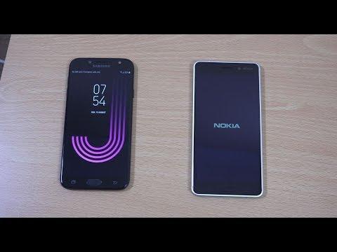 Samsung Galaxy J7 Pro vs Nokia 6 - Which is Fastest?