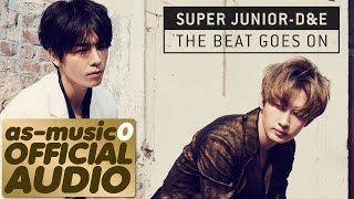 [MP3/DL]01. D&E (DongHae & EunHyuk) - The Beat Goes On [Mini Album 'The Beat Goes On']