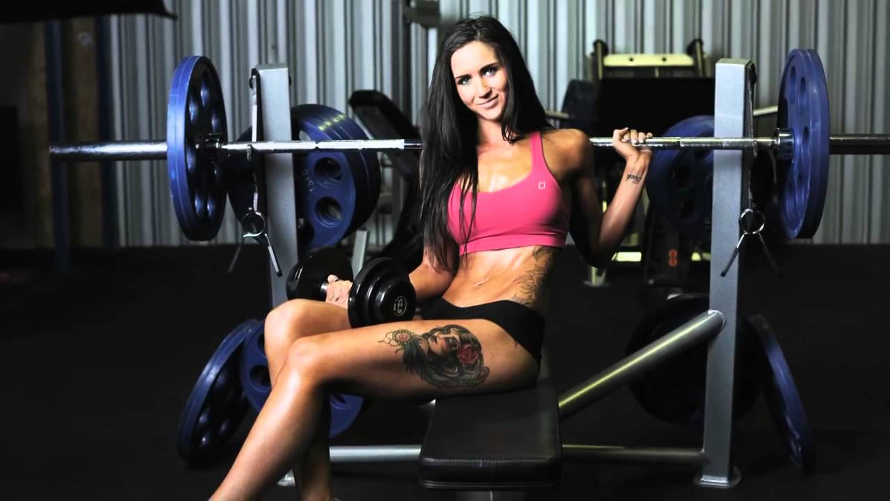 Australian Female Fitness Models Images by Helen Photography