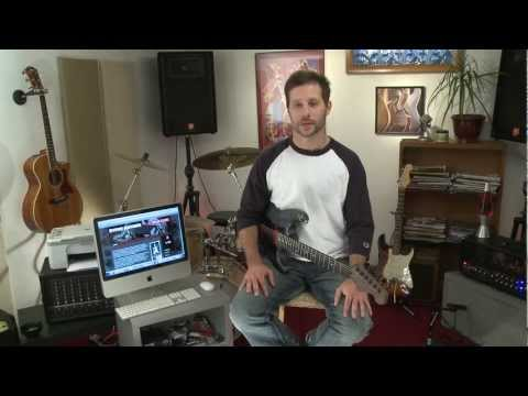 Private Guitar Lessons with Steve Anthes Madison, Wi