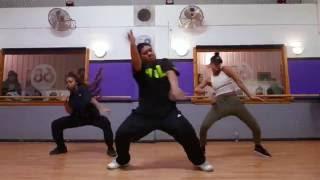 | Vybz Kartel Fever | Steven Pascua Choreography |