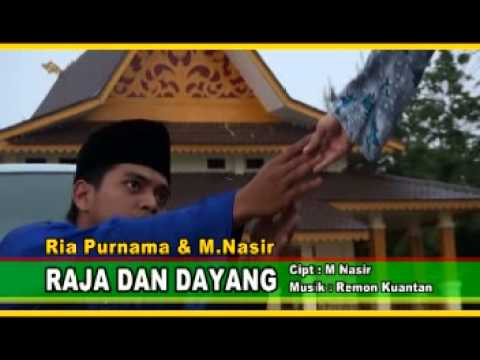 Lagu Melayu Rengat- Raja & Dayang Voc. Ria Purnama & M. Nasir