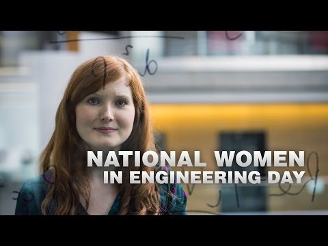 Wood Group – National Women in Engineering Day (NWED)