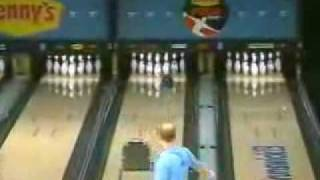 Over the Chair Bowling Strike