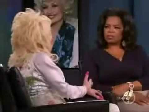 Dolly Parton on Oprah