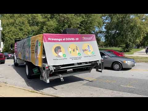 Maryland Department of Health's Mobile Public Health Education Unit