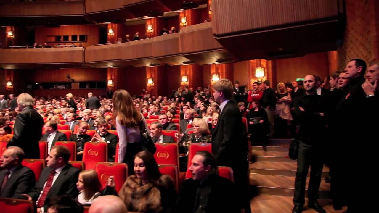 The New York Philharmonic's Vilnius Debut