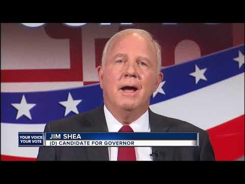 Jim Shea's opening statement during WMAR-2 News' gubernatorial debate