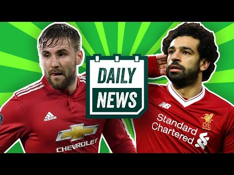 Transfer: Shaw to leave United, Mo Salah close to breaking PL record & more | Daily Football News