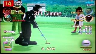 Hot Shots Golf FORE: Six Holes of Hell LIVE