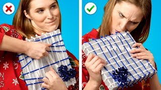8 Christmas Pranks Mean Gift Wrapping  Deas And Funny Pranks